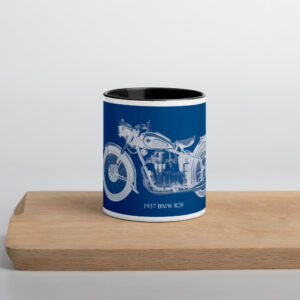 Blueprint Mug – 1937 R20
