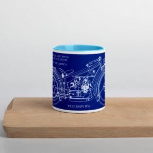 Blueprint Mug 1923 R32