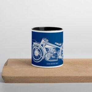 Blueprint Mug – 1928 R62