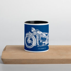 Blueprint Mug – 1932 R4