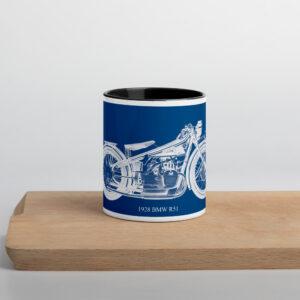Blueprint Mug – 1928 R51