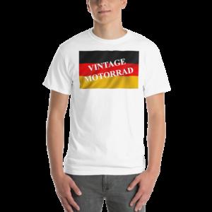Vintage Motorrad T-Shirt