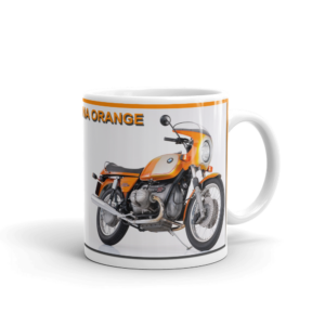 CM – R90S Daytona Orange