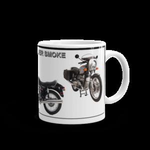CM – R90S TT Silver Smoke