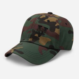 Camo VBMWMO Hat