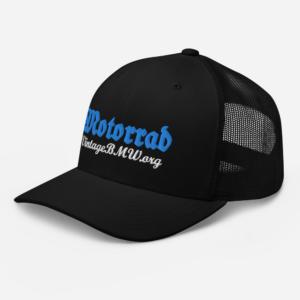 Trucker Motorrad Cap