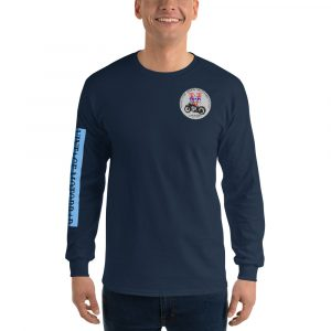 Men's Long Sleeve Shirt (DEMO-Only)