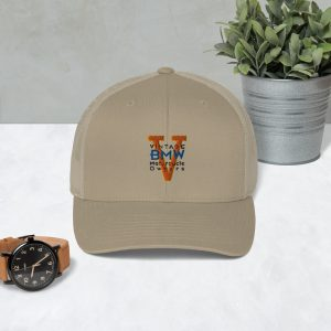 Vintage Club Vented Cap